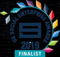 UK social enterprise of the year 2019 finalist